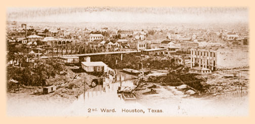 Houston's 2nd Ward